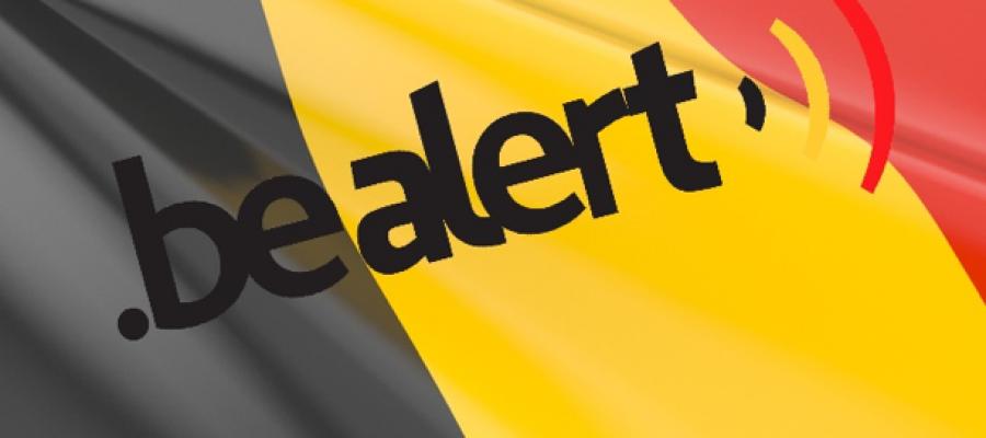 België lanceert alarmsysteem Belgisch-Alert: al je vragen beantwoord